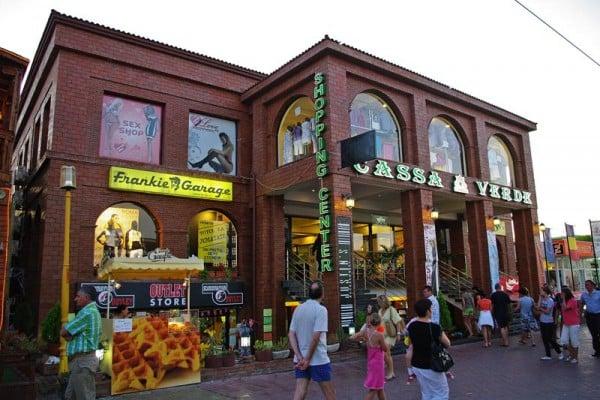 Shopping Center Casa Verde, Mamaia
