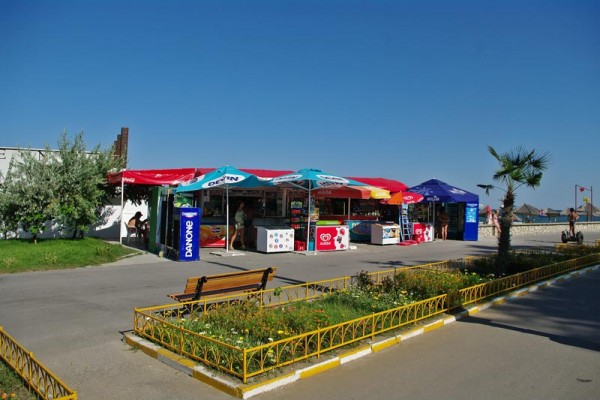 Magazin alimentar din Mamaia