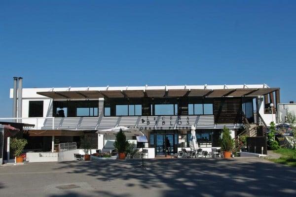 Restaruant Lacena & Byblos, Mamaia