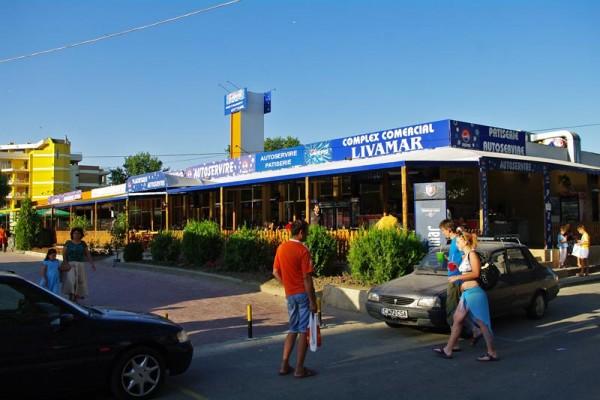 Complex Comercial Livamar, Mamaia