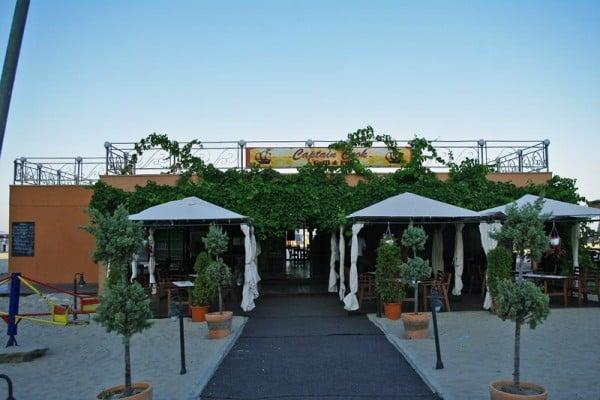 Restaurant Captain Cook, Mamaia