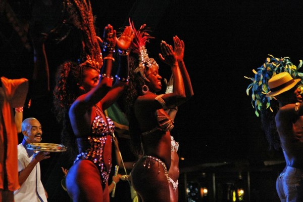 Dansuri braziliene in Mamaia