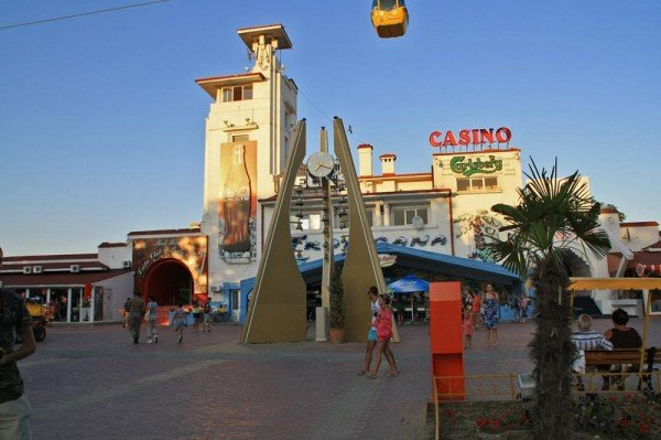 Cazino, Mamaia