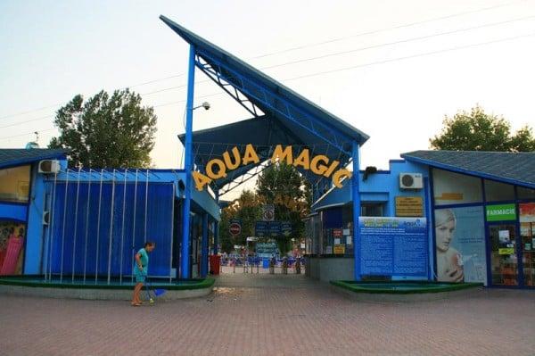 Aqua Magic, Mamaia