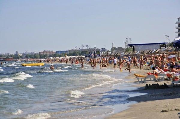 Zi perfecta pentru plaja