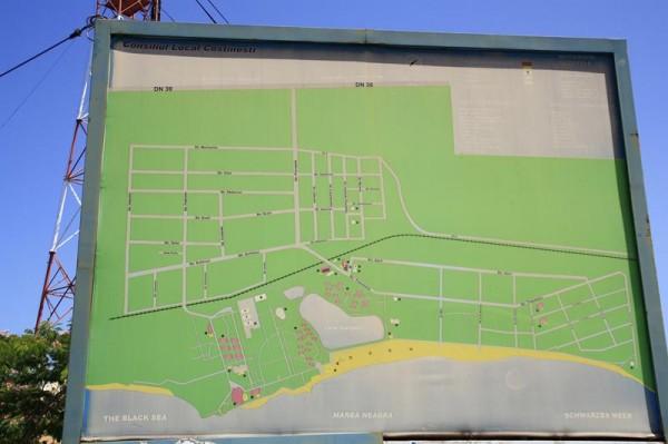 Harta Costinestiului