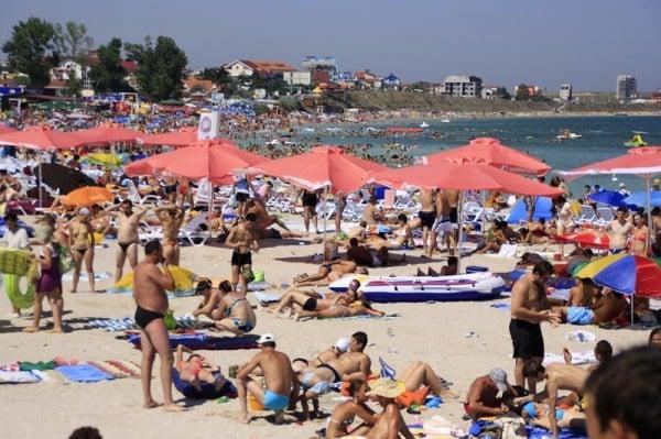 Plajele din Costinesti
