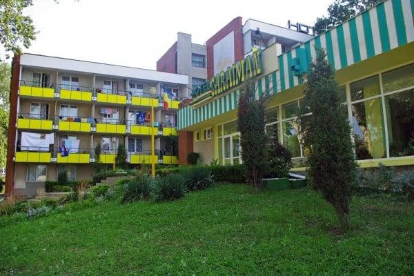 Hotel Caraiman 2**, Neptun