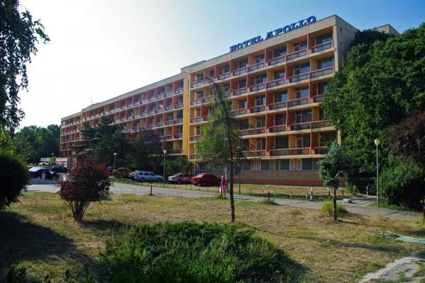 Hotel Apollo 2**, Neptun