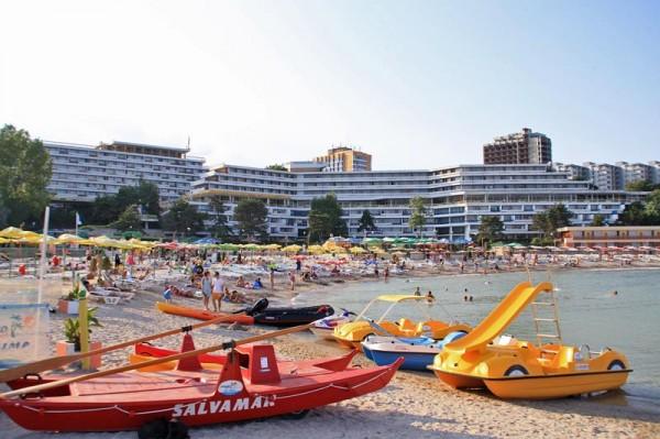 Plaja din Olimp