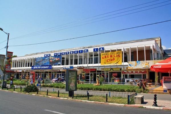 Centrul comercial din Neptun