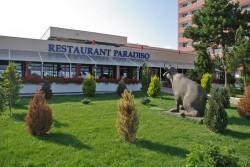 Restaurant Paradiso, Mangalia