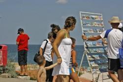 De la plaja ... Mangalia