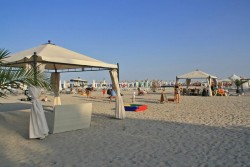 Relaxare la malul marii ... Plaja din Mamaia