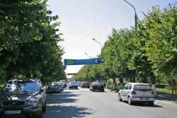 Strada Principala din Eforie Nord