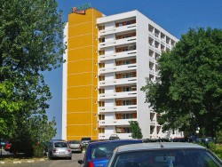 Hotel Cometa 2**, Jupiter