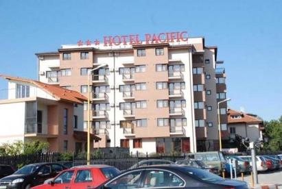 Foto Hotel Lira Pacific Constanta