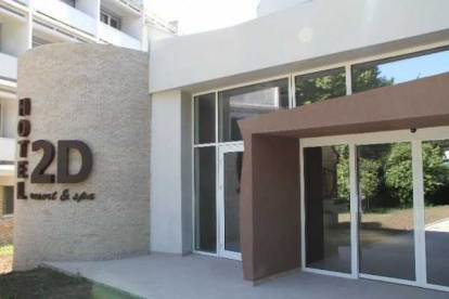 Foto Hotel 2D Resort and Spa - Hotel Dobrogea, Sulina, Delta Neptun-Olimp