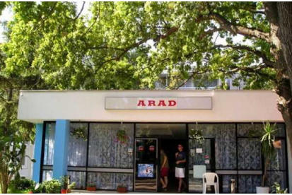 Foto Hotel Arad Neptun-Olimp