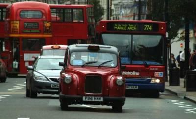 Obiectivele turistice din Romania, promovate pe taxiurile londoneze