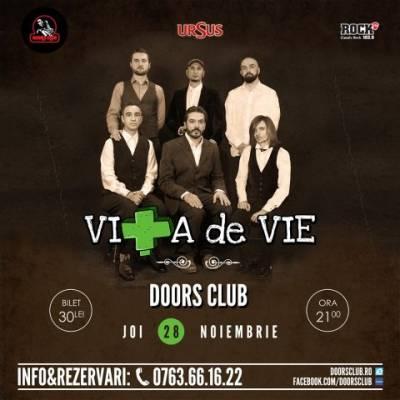 Vita de Vie, un nou concert pe litoral