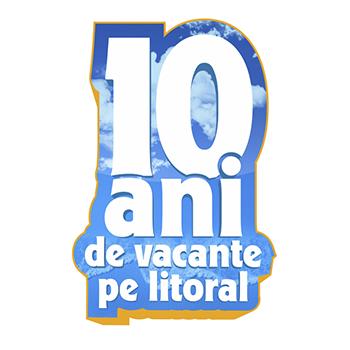 De 10 ani sub soarele litoralului romanesc!