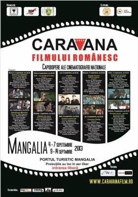 Caravana filmului românesc – Capodopere ale cinematografiei nationale