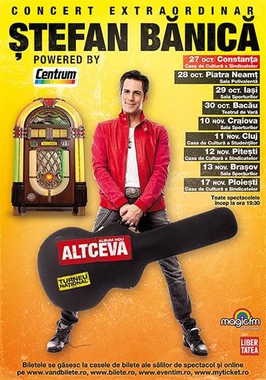 Concert Stefan Banica JR la Constanta