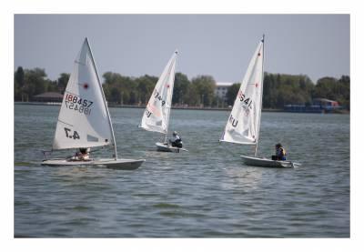 Yachting, kaiac si wind-surfing, la Techirghiol