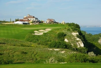 Terenul de Golf Black Sea Rama