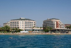 Hotel Aska Just In Beach Alanya