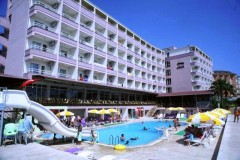 Hotel Ideal Beach Alanya