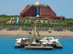 Hotel Delphin Palace Deluxe Collection Antalya